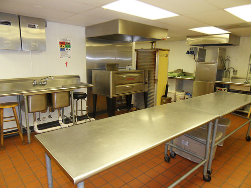 Rent Kitchen A Commercial Kitchen For ...